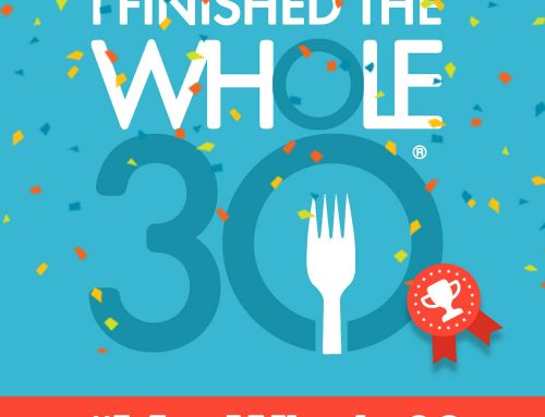 Whole30+ Power of Food